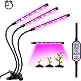 Lampada Piante Coltivazione LED Indoor 36W Luce Crescita Coltiva Interno Light Grow Plant Dimmeraggio Flessibile para Pianti Frutta Verdure Fiore Serra Laboratorio Giardino (2018 Nuovo Aggiornamento)