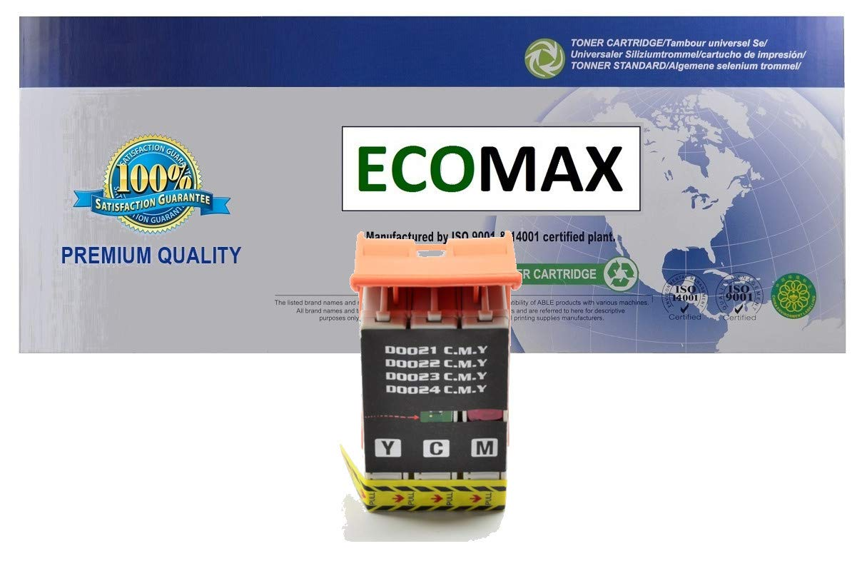 Amazon.com: ECOMAX - Cartucho de tinta compatible con ...