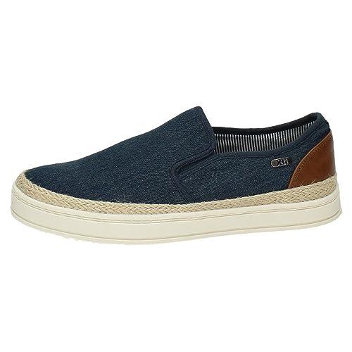 XTI 46487 Zapatillas DE Lona Hombre Zapatillas: Amazon.es: Zapatos y complementos