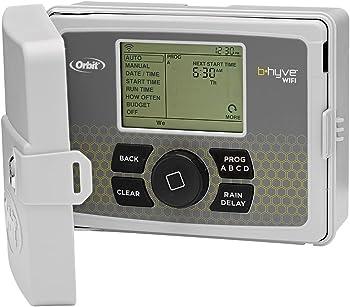 Orbit B-hyve Smart 6-Zone Indoor/Outdoor Sprinkler Controller