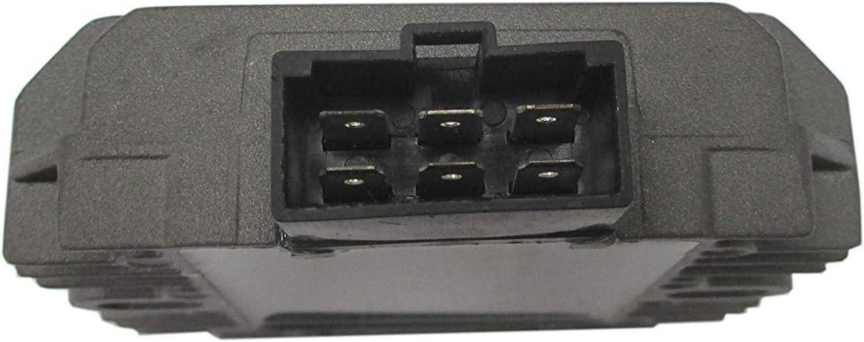Gator 6X4 ALL 18HP M97348 M97348 ESP2317 230-58018 230-22066 21066-2070 SH626-12 New Voltage Regulator Rectifier Fits for Kawasaki John Deere Gator 425 445 F911 Kawasaki 21066-2070
