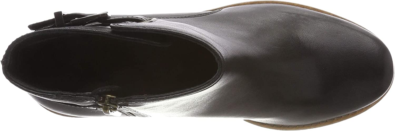 Clarks Clarkdale Jax, Botines Femme Noir Black Leather