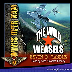 The Wild Weasels Audiobook