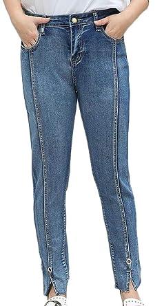 Amazon.com: Pantalón vaquero para mujer de Sweatwater con ...