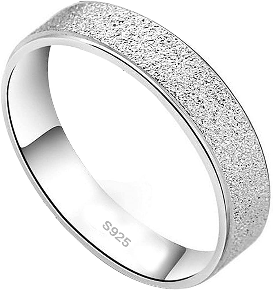 chenJBO Women Sterling Silver Floral Band Zircon Ring,2-in-1Rose Gold Elegant Wedding Engagement Diamond Jewelry