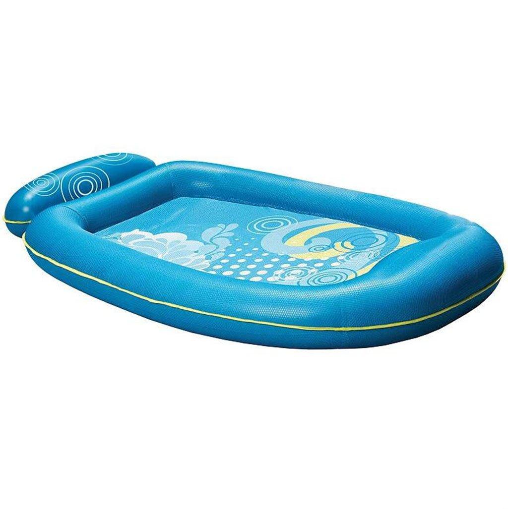Schwimmende Bett Auf Dem Wasser Aufblasbare Schwimmbecken ...