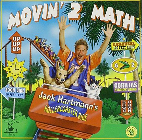 Movin' 2 Math (Math Cd)