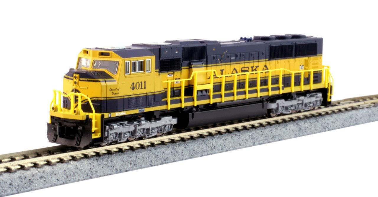 Kato ARR SD70 MAC #4011 by n scale (Image #1)