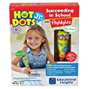 Educational Insights Hot Dots Jr. Succeeding in School with Highlights Set