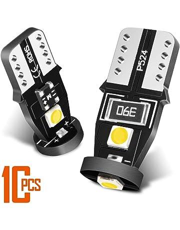194 LED Bulb, SEALIGHT T10 LED Bulbs, Super Bright 6000K White, 168 LED