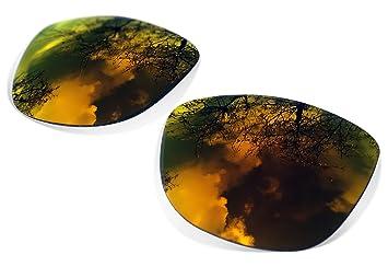 sunglasses restorer Lentes de Recambio Para Oakley Frogskins , Cristales Polarizados de Color Fire Iridium.: Amazon.es: Deportes y aire libre