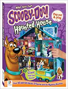 Make Your Own Scooby Doo Haunted House 9781743085424