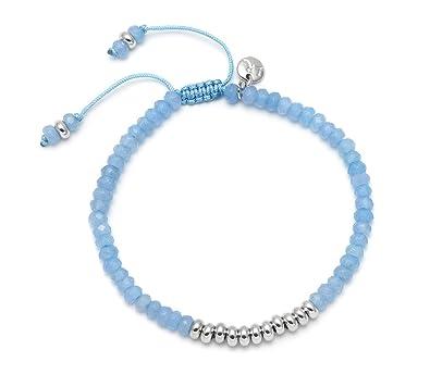 Lola Rose Greenwich Bracelet Bluebell Quartzite lXHJkPb