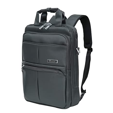 e1a73dc6b47c Image Unavailable. Image not available for. Color  NZII 3 in 1 Business Laptop  Backpack