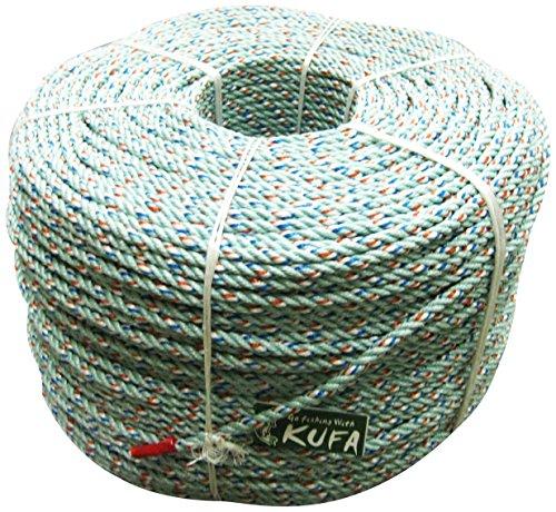 KUFA 1800' ø5/16'Leaded Rope LP18