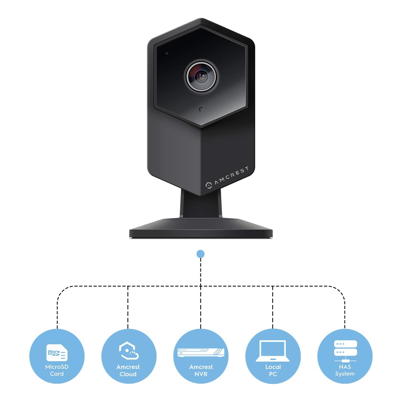 Amcrest ProHD Shield Wireless IP Security Camera, 960P 1 3