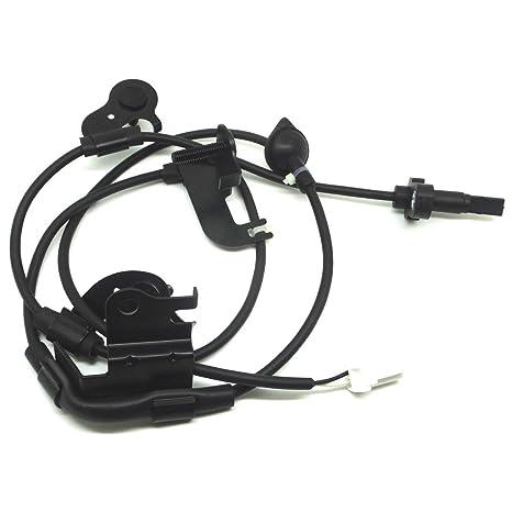 A-Premium 1x Rear Left Driver Side ABS Wheel Speed Sensor for 06-12 Toyota RAV4