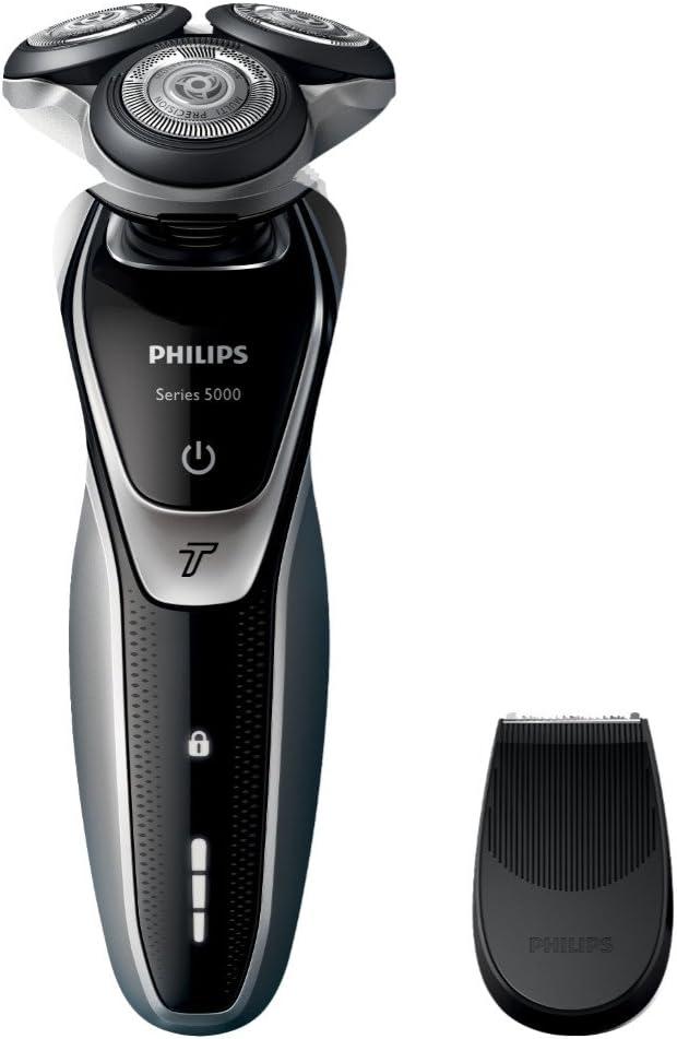Philips S5320 - Afeitadora eléctrica rotativa para hombre ...