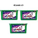 Ariel 3 in 1 Pods Vollwaschmittel, 1er Pack (1 x 90