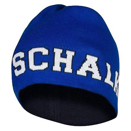 FC Schalke 04 Wendemütze marinekönigsblau