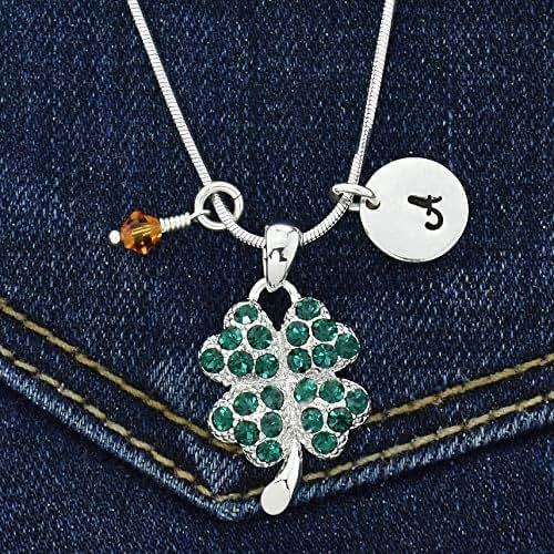 Sparkling Crystal Block Ring Chandelier: Amazon.com: Clover Dark Green Custom Pendant Sparkling
