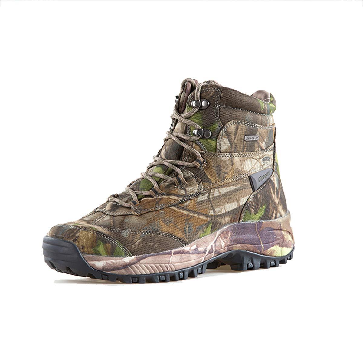 Adong Hanagal  Herren Camouflage Jungle Trekking Schuhe Wasserdicht Jagdschuhe High Rise Jagdschuhe Wasserdicht Schuhe Wasserdicht Schuhe,A,38EU