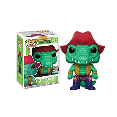 Funko POP! Teenage Mutant Ninja Turtles - Leatherhead (Specialty Series Exclusive): Toys & Games