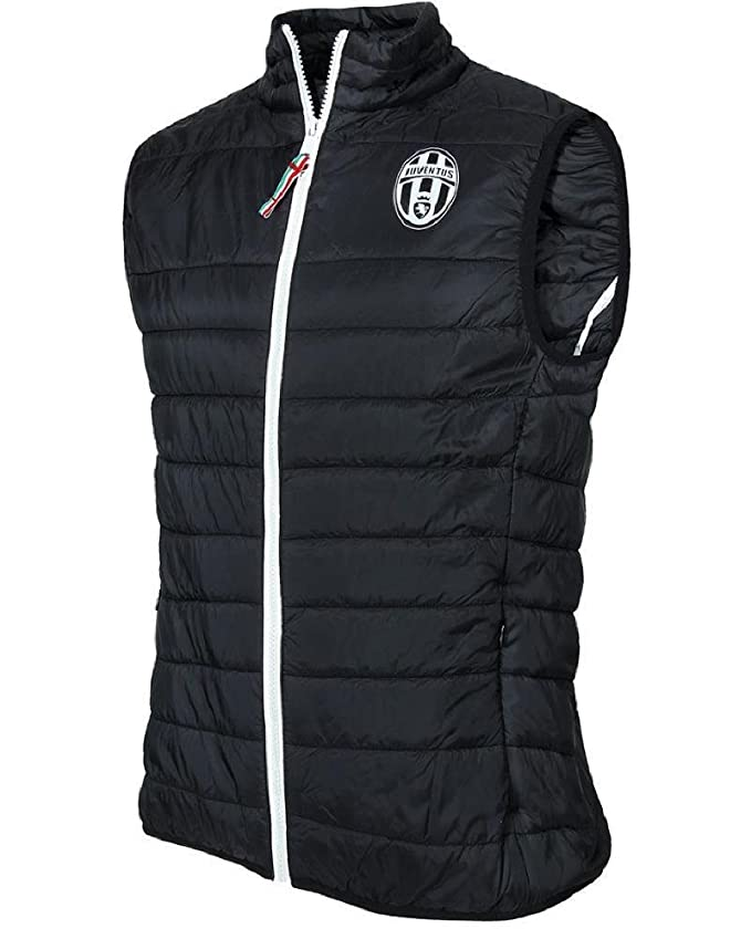 Chaleco Juventus Juve oficial hombre adulto edredón ligero ...