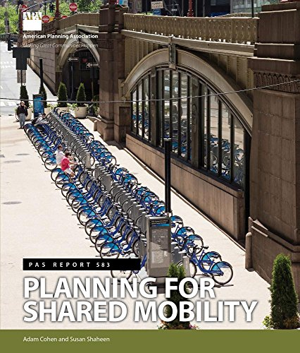 Planning for Shared Mobility (Pas Report)