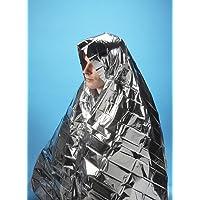 5 x Foil Manta de supervivencia reflectiva termal.
