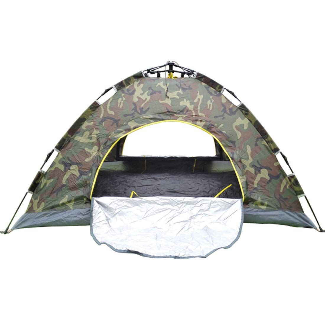 Kunliyin automatisches YY1 2 Personen automatisches Kunliyin Zelt für Wildcamping 8ae334