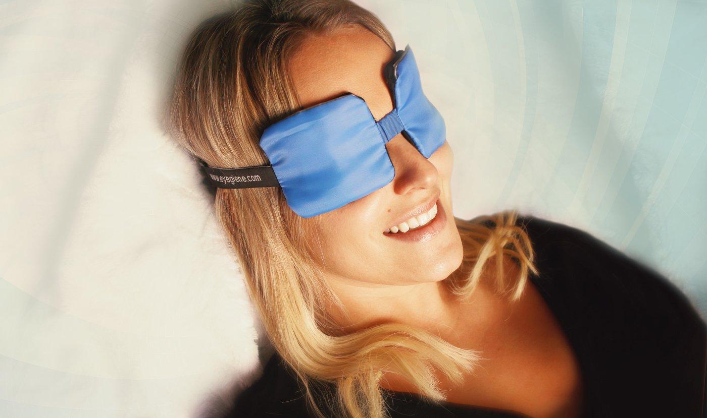 EyeGiene Insta-Warmth SYSTEM for Treating Dry Eyes, Developed by Eyedetec Medical by EYEGIENE