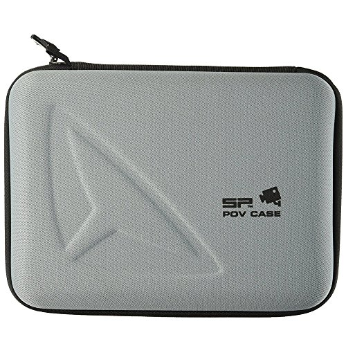 SP Richards Gadgets POV Case 3.0 For Gopro (Small, Grey)