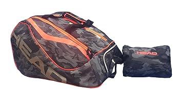Head Padel Monstercombi Ltd, color naranja,negro,gris