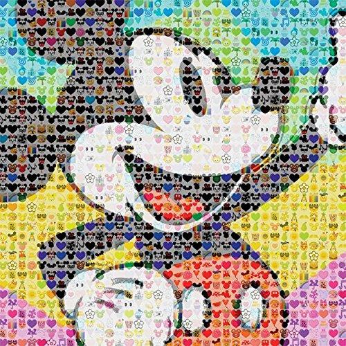 Disney Mickey Mouse Puzzle (Ceaco Disney Emoji Mickey Mouse Puzzle (300 Piece))