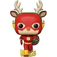 Funko DC Heroes: DC Holiday - The Flash Holiday Dash, Figura De Vinil