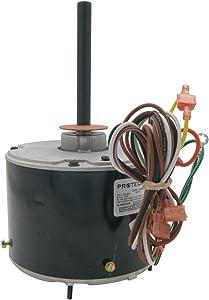 Supplying Demand W51-16CJA1-02 HVAC Condenser Motor 1/6 HP 1 Phase 1 Speed 208/230V 1075 RPM