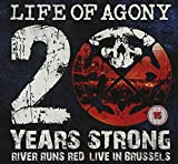 20 Years Strong - River Runs Red: Live In Brussels (CD + DVD)
