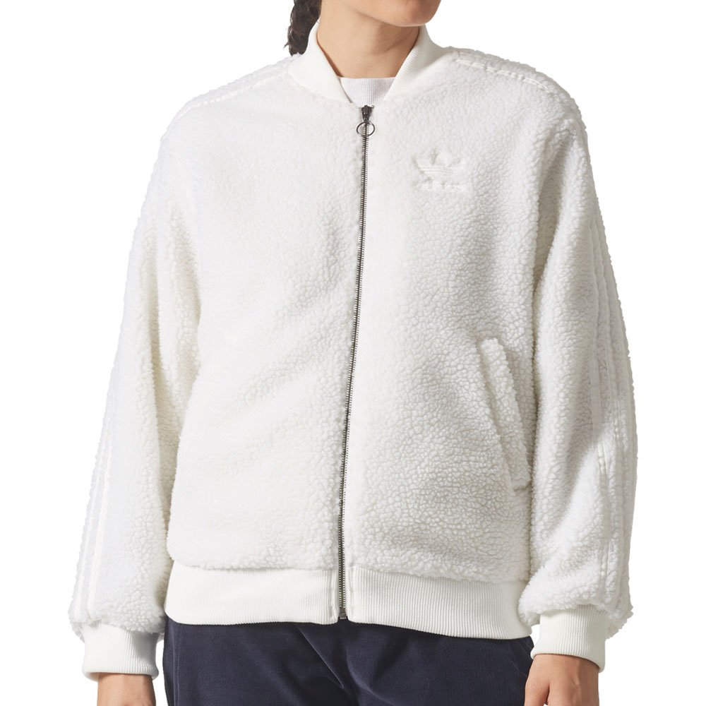 967c9a1f3 WOMEN ADIDAS ORIGINALS SST TRACK JACKET BR5191 (XL) at Amazon Women's  Clothing store: