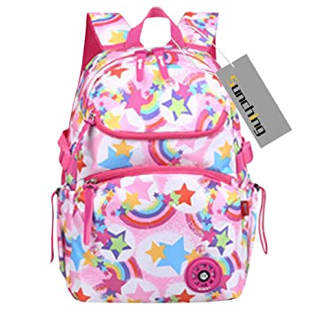 School Bags for Teenage Girls Sunching Ultralight Cute School ...
