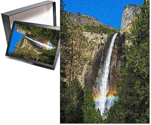 Rainbow Yosemite National Park - 7