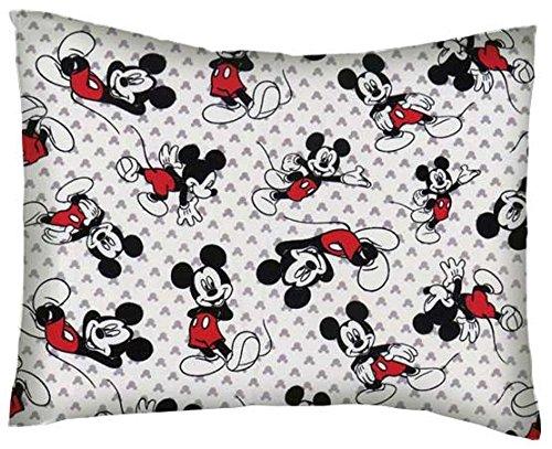 SheetWorld Crib Toddler Percale Pillow