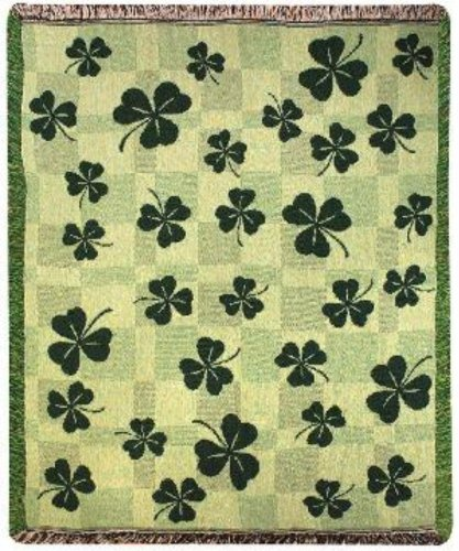Manual Irish Collection 50 x 60-Inch Tapestry Throw, (Irish Woven Tapestry Throw)