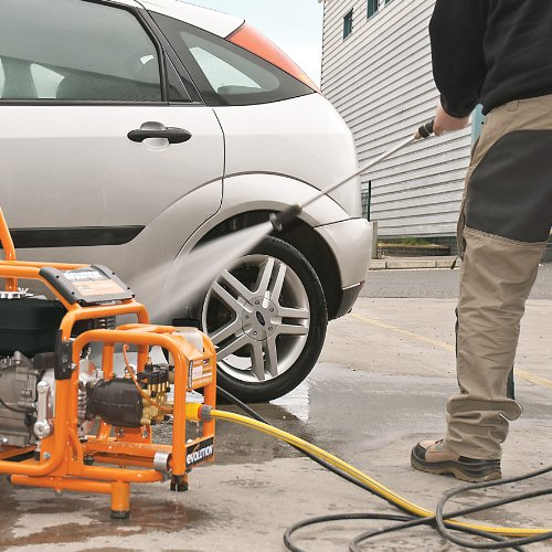 Evolution Power Tools Evo-System Pressure Washer