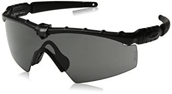 2cfbe154a82dd Oakley Men s Ballistic M Frame 2.0 Rectangular Sunglasses Matte Black ...