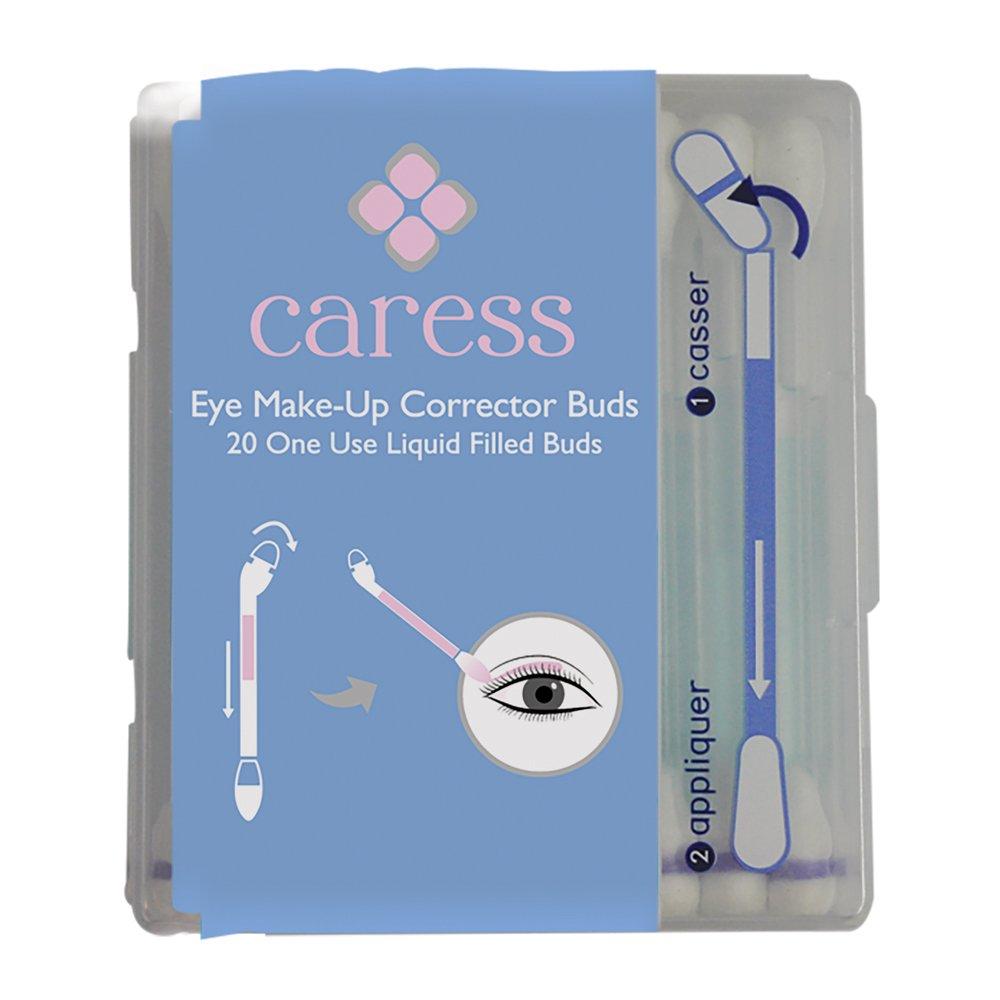 Caress Eye Make-Up Correction Buds (20 x 4)