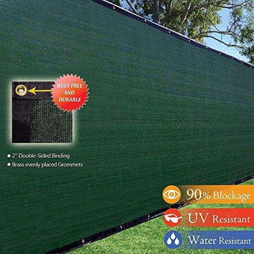 Amagabeli 6 U2019x50 U2019 Fence Privacy Screen Heavy Duty