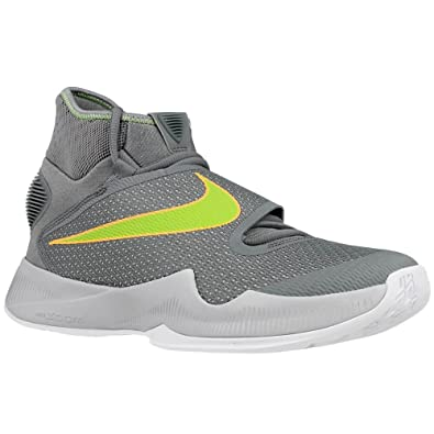 64d873180d87 ... shop nike zoom hyperrev 2016 tb grey mens basketball sneakers 15 us  4a7a0 9a225