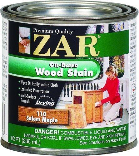 ZAR 11006 Wood Stain, Salem Maple by ZAR ()