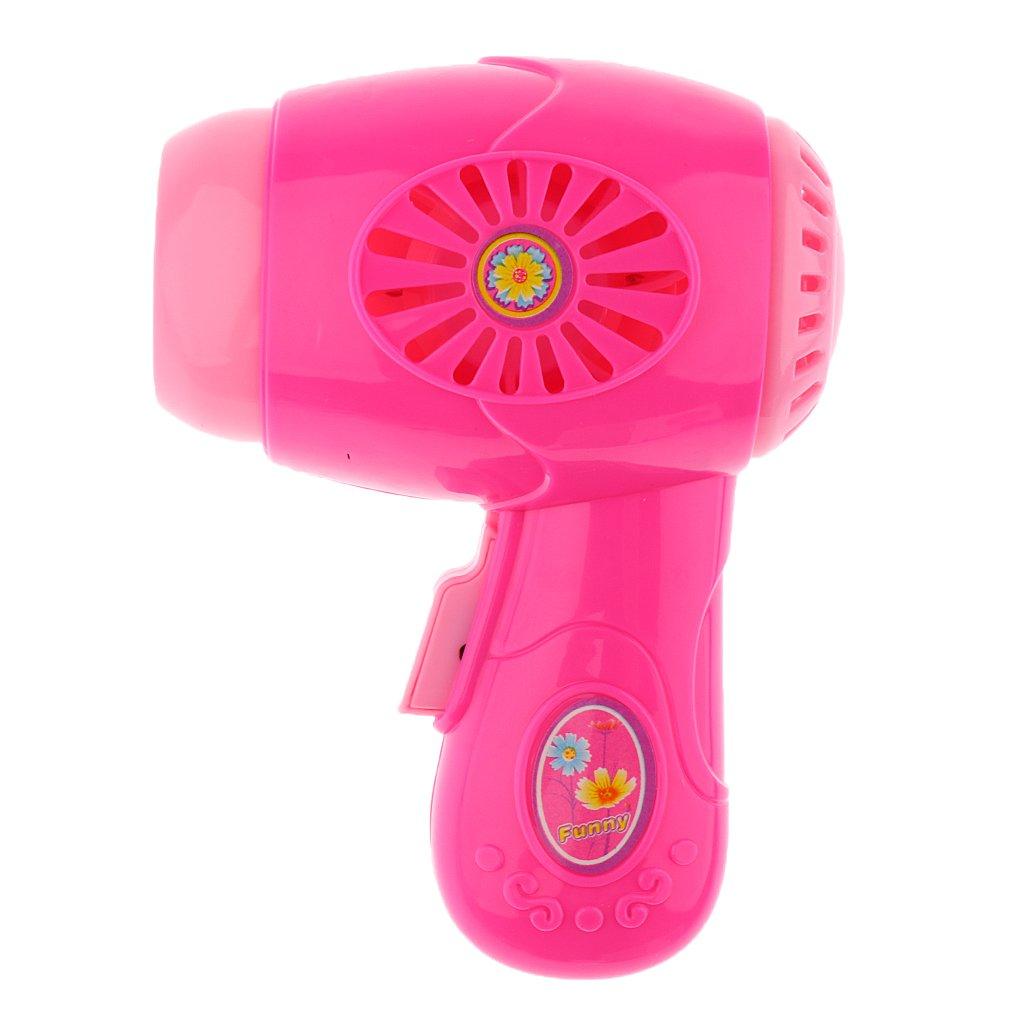Plastique Cheveux De Simulation Sèche Appareil Ménager Pour Rôle Pour Les Enfants Jeu Jouets Generic
